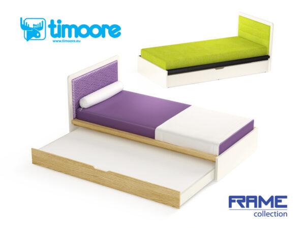 """FRAME - łóżko """"FRAME"""""""