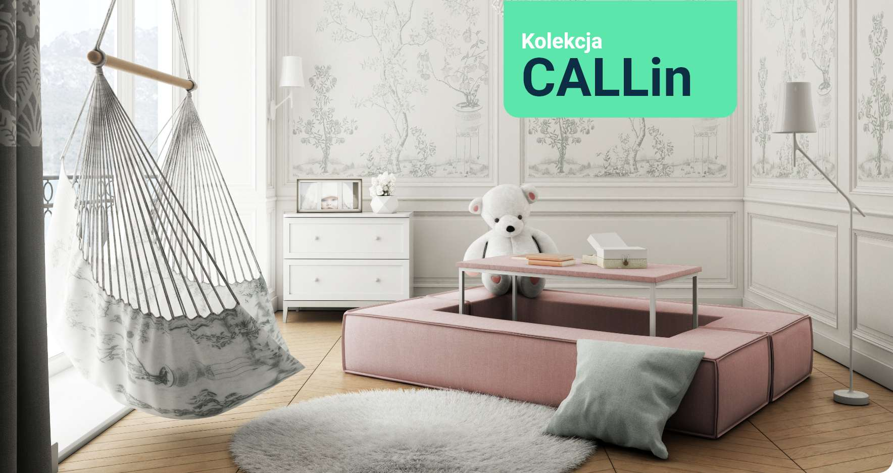 Banner - Kolekcja CALLin